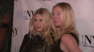 Alexandra Richards and Maggie Rizer at the Charlotte Ronson and Maggie Rizer Host 2nd Annual ART ROCKS at New York NY