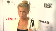 Alexandra Richards at Lawless Los Angeles Premiere on 8/22/12 in Hollywood CA