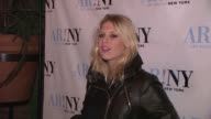 Alexandra Richards at the Charlotte Ronson and Maggie Rizer Host 2nd Annual ART ROCKS at New York NY