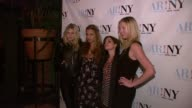 Alexandra Richards Charlotte Ronson Ally Hilfiger and Maggie Rizer at the Charlotte Ronson and Maggie Rizer Host 2nd Annual ART ROCKS at New York NY