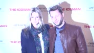 Alexandra Richards Derek Blasberg at 'The Iceman' New York Screening at Chelsea Clearview Cinema on April 29 2013 in New York New York