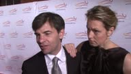 Alexandra Wentworth and George Stephanopoulos at the 2010 A Funny Thing Happened On The Way To Cure Parkinson's at New York NY