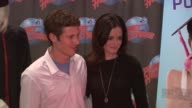 Alexis Bledel And Zach Gilford Visit Planet Hollywood New York NY 8/20/09