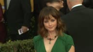 Alexis Bledel at 19th Annual Screen Actors Guild Awards Arrivals on 1/27/13 in Los Angeles CA
