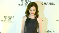 Alexis Bledel at the 8th Annual Tribeca Film Festival Chanel Dinner at New York NY