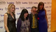 Alexis Bryan Morgan Anna Sui Simon Doonan and Marcy Bloom at Lucky Magazine Hosts FABB Fashion And Beauty Blog Conference Presented By PG Beauty...