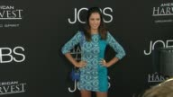 Alexis Knapp at JOBS Los Angeles Premiere on 8/13/13 in Los Angeles CA
