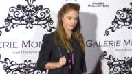 Alexis Knapp at the opening of Galerie Montaigne in West Hollywood at Celebrity Sightings in Los Angeles on February 19 2016 in Los Angeles California