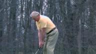 Alex's Golf Swing - Zoom