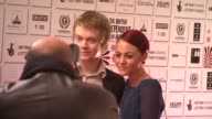 Alfie Allen and Jaime Winstone at the British Independent Film Awards at London