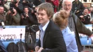 Alfie Allen and Lily Allen at the 'Flashbacks of a Fool' Premiere on April 14 2008
