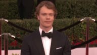 Alfie Allen at 23rd Annual Screen Actors Guild Awards Arrivals at The Shrine Expo Hall on January 29 2017 in Los Angeles California