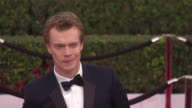 Alfie Allen at the 22nd Annual Screen Actors Guild Awards Arrivals at The Shrine Auditorium on January 30 2016 in Los Angeles California 4K