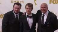 Alfie Allen at the 67th Annual Primetime Emmy Awards at Microsoft Theater on September 20 2015 in Los Angeles California