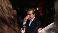 Alfie Allen at The Old Vic Tunnels on February 29 2012 in London England