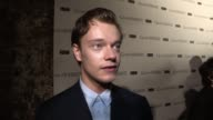 Alfie Allen talks about how this role has changed his life what he has found from working with other more established actors and his feelings on how...