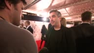 Alfonso Cuar_n at the British Independent Film Awards at London