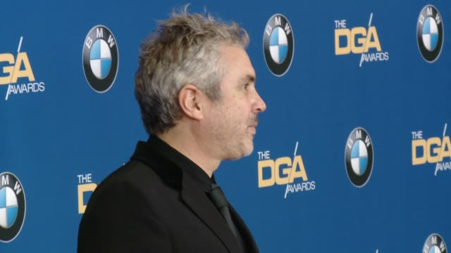 Alfonso Cuaron at the Hyatt Regency Century Plaza on February 07 2015 in Century City California
