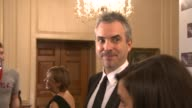 Alfonso Cuaron at the Star of London Awards London Film Festival 2009 at London England