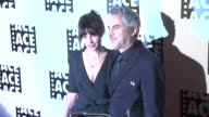 Alfonso Cuaron Sheherazade Goldsmith at 64th Annual ACE Eddie Awards in Los Angeles CA
