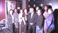 Alfonso Ribeiro and reps at Avon ANEW 20th Birthday Event on in New York NY