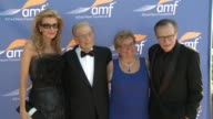 Alfred Mann Larry King at Alfred Mann Foundation's An Evening Under the Stars with Andrea Bocelli in Los Angeles CA