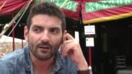 Algerian film director Karim Moussaoui discusses his latest film En attendant les hirondelles or Until the birds return about individuals at...