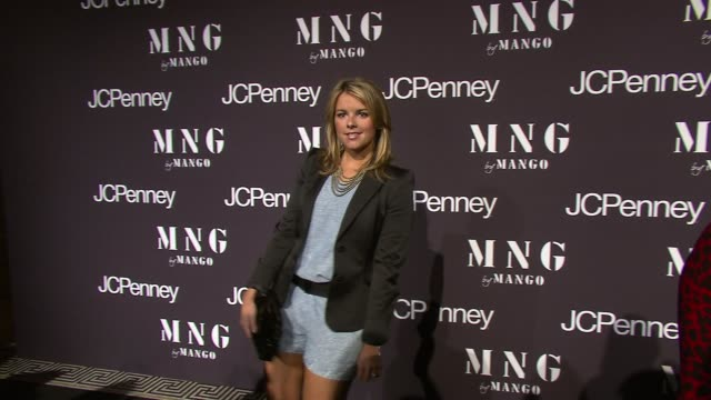 Ali Fedotowsky at the Launch of MNG by Mango at JCPenney at New York NY