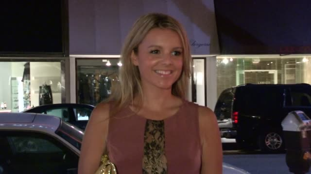 Ali Fedotowsky is Focusing on Career Traveling at Kyle by Alene Too in Beverly Hills at Celebrity Sightings in Los Angeles Ali Fedotowsky is Focusing...