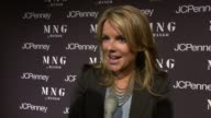 Ali Fedotowsky talking about JC Penney's trendy affordable clothing at the Launch of MNG by Mango at JCPenney at New York NY