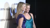 Ali Larter and Amy Smart at the Alberta Ferretti Celebrates First US Flagship Store Opening at Los Angeles CA