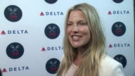 INTERVIEW – Ali Larter at 2nd Annual Delta OPEN Mic With Serena Williams at ARENA Event Space on August 26 2015 in New York City