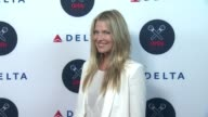 Ali Larter at 2nd Annual Delta OPEN Mic With Serena Williams at ARENA Event Space on August 26 2015 in New York City