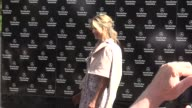 Ali Larter at Spring 2014 MercedesBenz Fashion Week in New York NY on 9/9/13