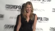 Ali Larter at the Cosmopolitan Honors its Fun Fearless Males of 2009 at Los Angeles CA