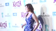 Ali Larter at the KOOZA Opening Night Gala To Benefit The One Drop Foundation Heal The Bay at Santa Monica CA