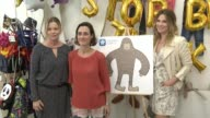 CLEAN Ali Larter Hosts Stop Breathe Think Kids App Launch at Rabbit Ladders on May 6 2017 in Culver City California