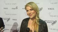 Ali Larter on attending tonight's event on why she likes Art of Elysium and on what she would like others to know about the work they do at the The...