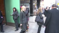 Ali Wentworth at the 'Good Morning America' studio in New York on 2/7/2012