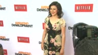 Alia Shawkat at Netflix's Arrested Development Season Four Los Angeles Premiere 4/29/2013 in Hollywood CA