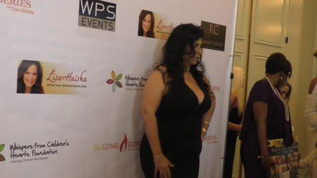 Alice Amter at The 3rd Annual Whispers From Children's Hearts Foundation Legacy Charity Gala at Casa Del Mar on March 24 2017 in Santa Monica...