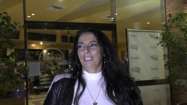 INTERVIEW Alice Amter talks about her role on Scandal outside the Ralph Michael Brekan Art Exhibit at Exchange Room Gallery in Westwood in Celebrity...