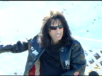 Alice Cooper Interview at the Levi Ranch at the Sundance Film Festival at Levi Ranch in Park City Utah on January 23 2005