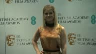Alice Eve at BAFTA Nominations 2013 at BAFTA on January 9 2013 in London England