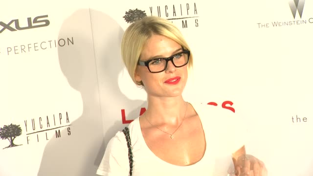 Alice Eve at Lawless Los Angeles Premiere on 8/22/12 in Hollywood CA