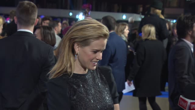 Alice Eve at Night At the Museum Secret of the Tomb' UK Film Premiere