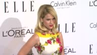 Alice Eve at the ELLE's 18th Annual Women in Hollywood Tribute at Beverly Hills CA