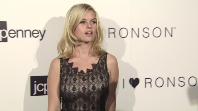 Alice Eve at the JCPenney Celebrates Charlotte Ronson's I 'Heart' Ronson Summer Sportswear Collection at Hollywood CA