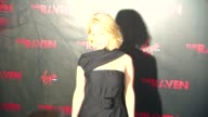 Alice Eve at The Raven Los Angeles Special Screening on 4/23/2012 in Los Angeles CA