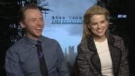 INTERVIEW Alice Eve on how she felt about the role on the pressure of 'Star Trek' fans at 'Star Trek Into Darkness' UK Junket Interviews at Corinthia...